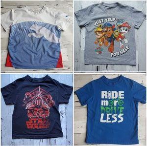 Boys t-shirt bundle!